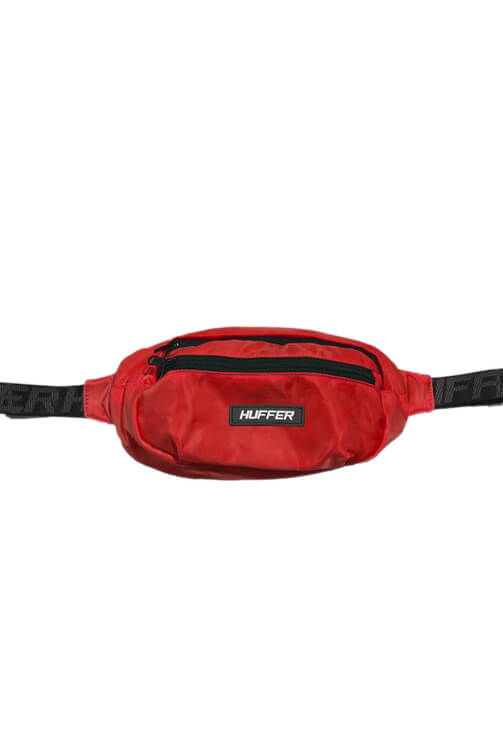Huffer HFR Waist Bag Red Front