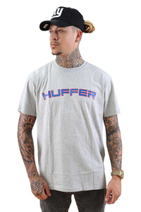 Huffer Honors Sup Tee Grey Marle