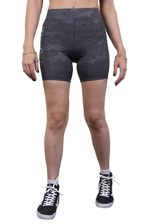 Ilabb Womens Nimble 6 Bike Short Ash Marle