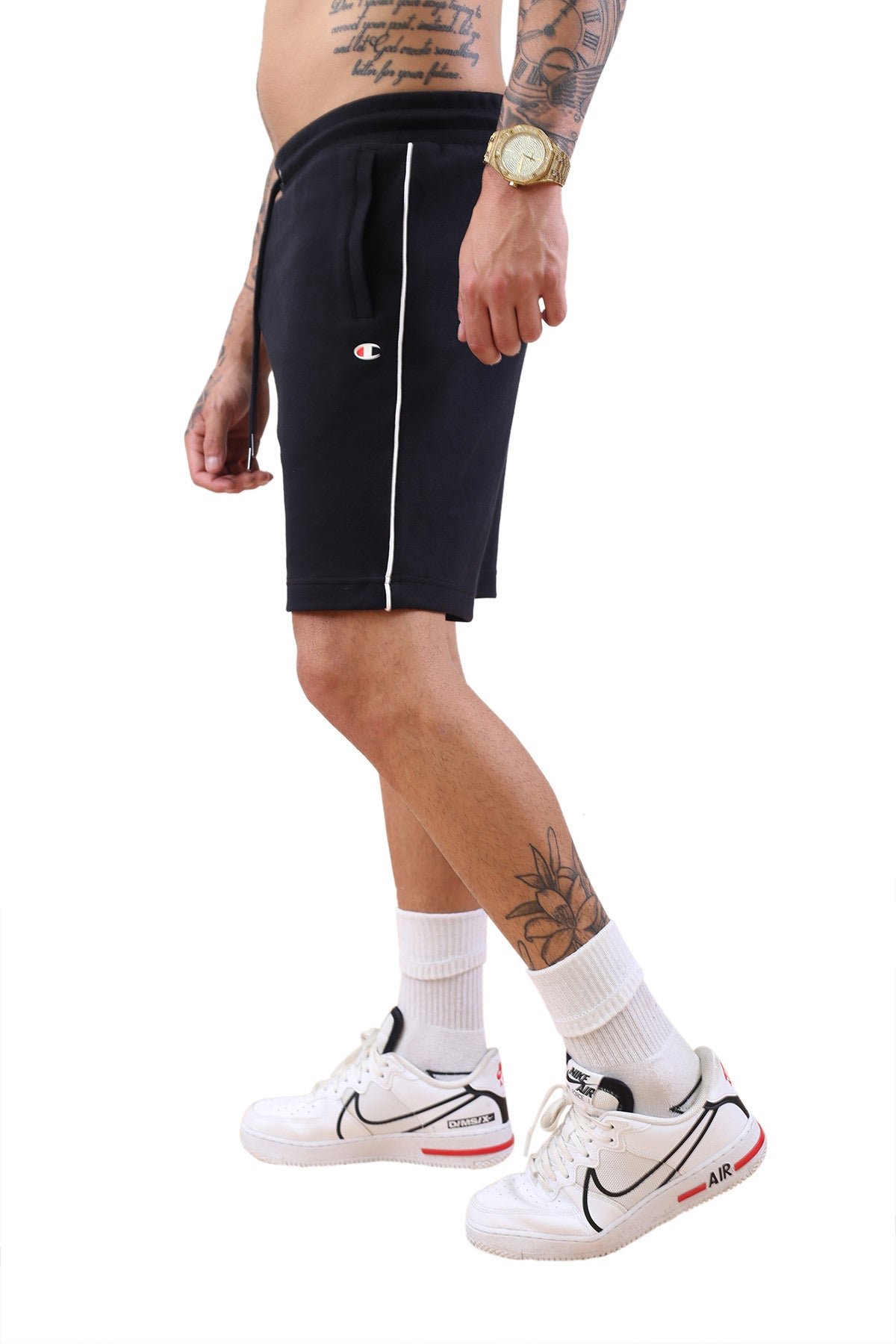 Champion Rochester Tech Short Black