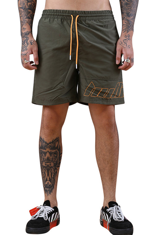 Huffer Torrent Staple Trunk Khaki