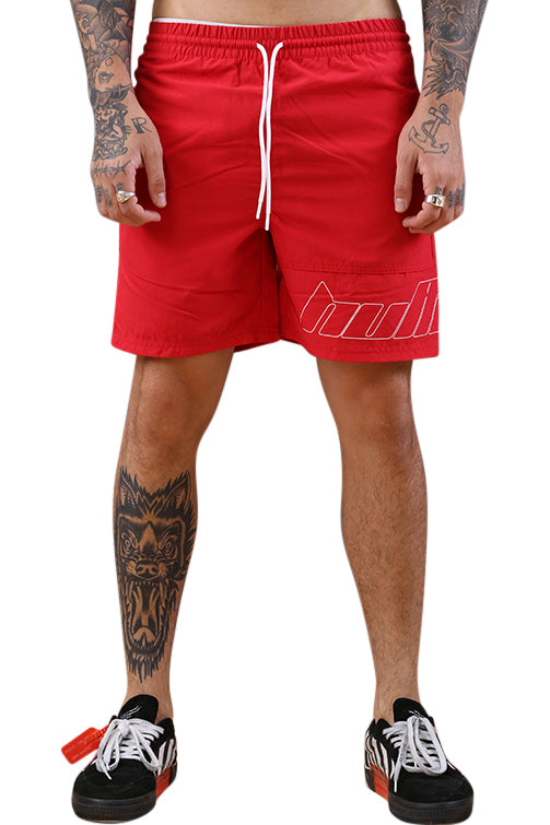 Huffer Torrent Staple Trunk Blood Red