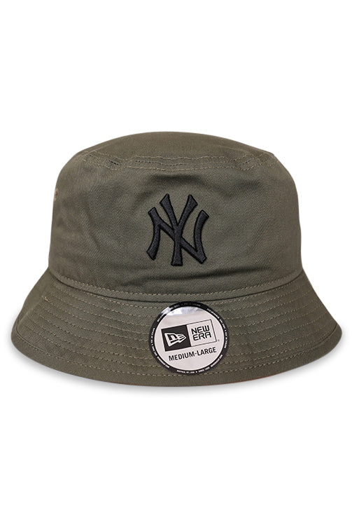 New Era NY Olive Pod Bucket
