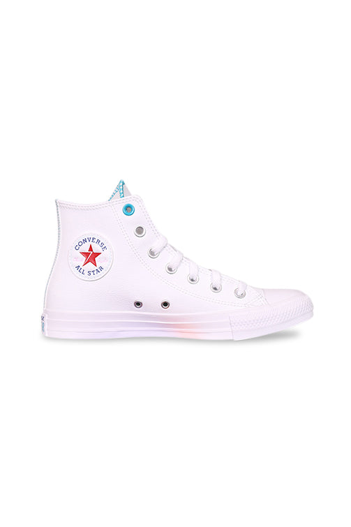 Converse CT Faux Leather Hi White