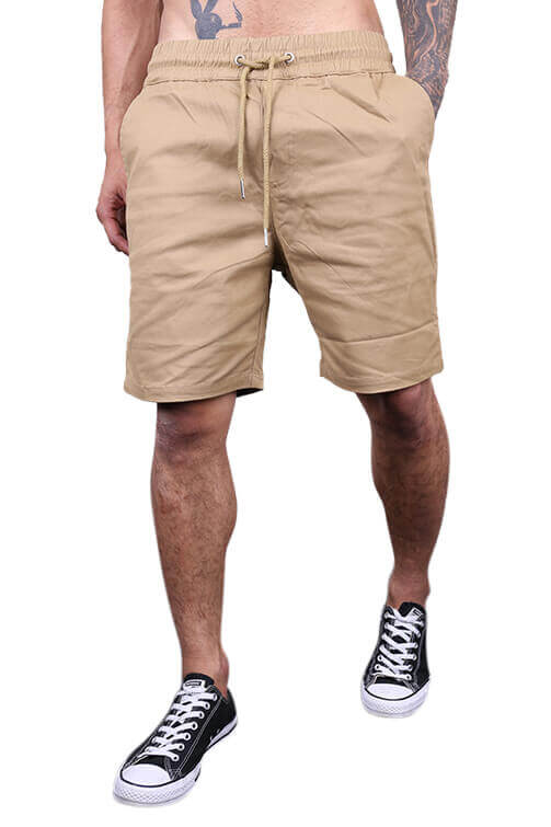 Federation Traveller Short Tan Front