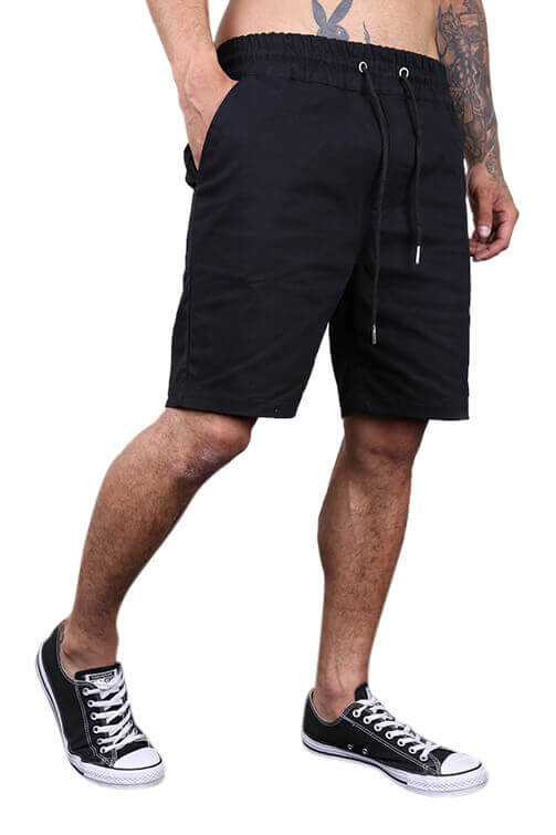Federation Traveller Short Black Front