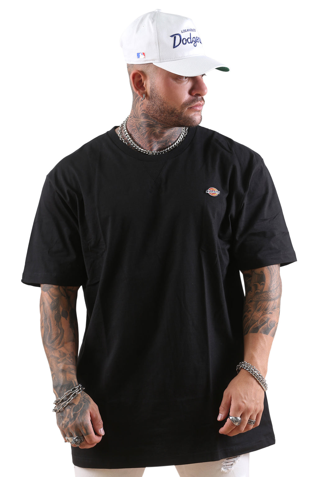 Dickies H.S Rockwood Classic Fit S/S Tee Black