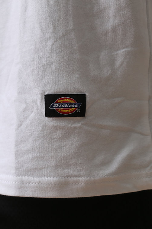Dickies H.S Classic Fit L/S Tee White
