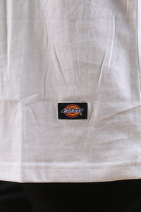 Dickies Tilden Classic Fit S/S Tee White