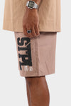 Staple Symmetry Shoulder Bag Black