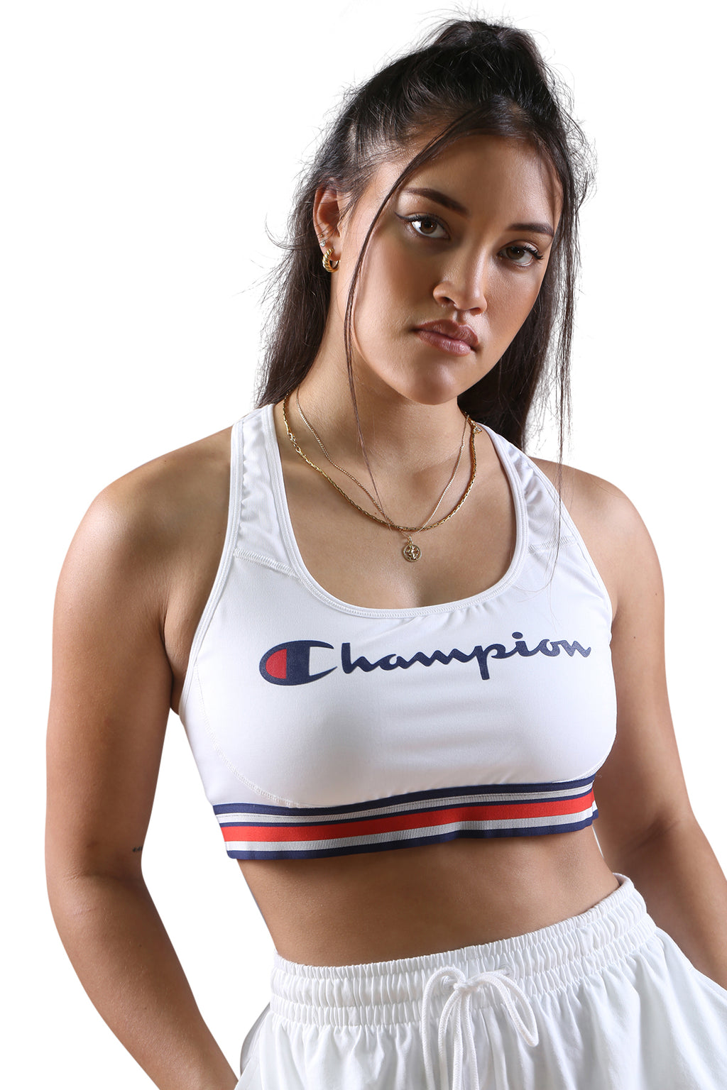 Champion Absolute Workout Bra White
