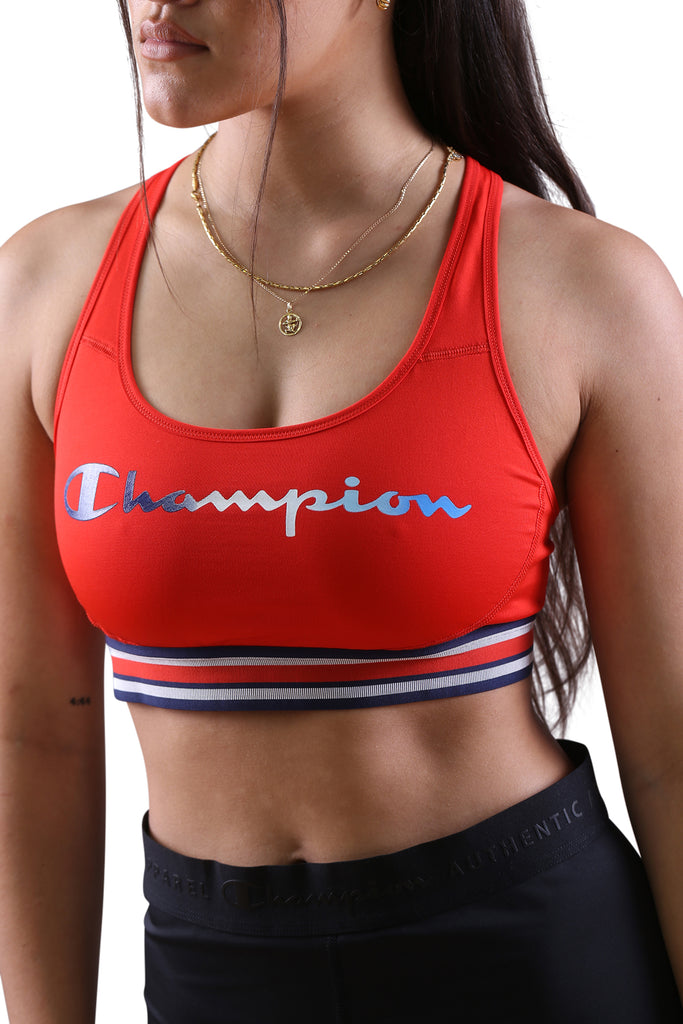Champion Absolute Workout Bra Red Flame
