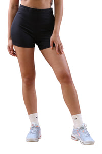 Champion Womens Power Core Half Short Black