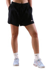 Champion Women C Logo Jersey Short Black