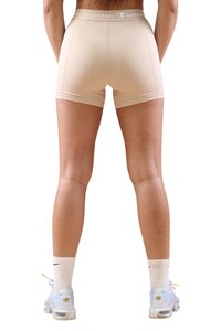 Champion Womens Power Core Half Short Latte
