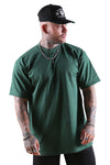 Pro Club Heavyweight Tall Tee Forest Green