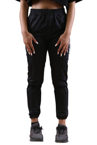 Ilabb Womens Ascend Trackies Black Front