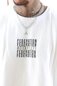 Federation Street Top Backwards White Detail 1
