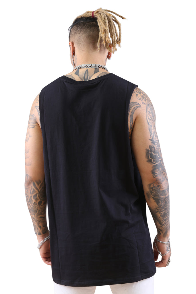 Federation Atlas Tank Twenty Black Back