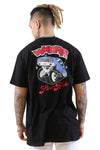 WNDRR Slow Ride Custom Fit Tee Black Back