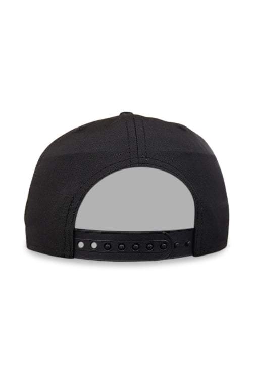 New Era 940 NY Black Pro Snapback back