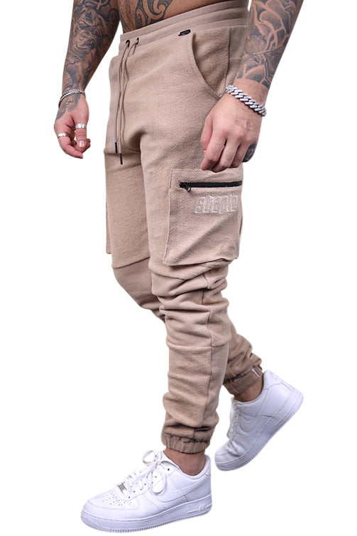 Staple Persuasian Trackpant Tan