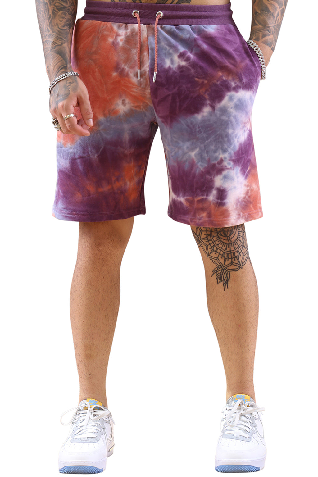 Federation Home Short Backwards Blue Tie