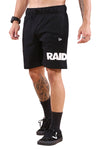 New Era Raiders Wordmark Short Black