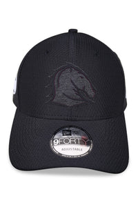 New Era 940 Brisbane Broncos On-Field Black Snapback