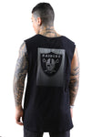Majestic LV Raiders Lance Muscle Black