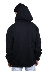 Dickies Pop Over Hoody H.S Classic Black Back