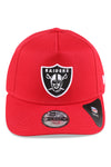 New Era Youth 940 A Frame Raiders Scarlet/Grey Snapback