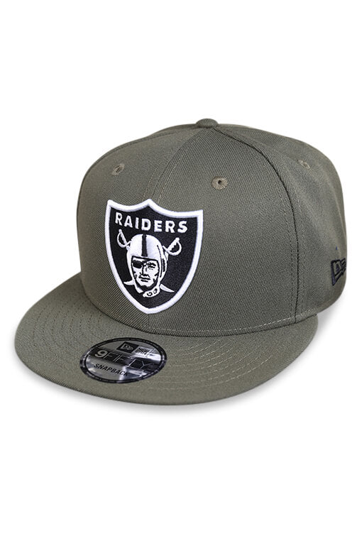 New Era 950 Raiders Nov Black Snapback