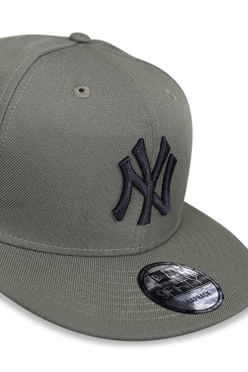 New Era 950 NY Nov Black Snapback