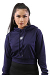 SikSilk Zonal Track Top Navy