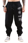 WNDRR Traction Trackpant Black Front