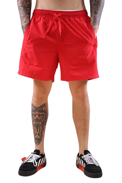 Russell Athletic Eagle R Swim Short Flame Front