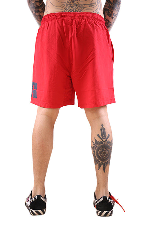 Russell Athletic Eagle R Swim Short Flame Back