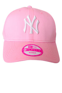 New Era 940SNAP NY - Womens Pink Strapback