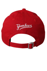 New Era 940SNAP NY - Red Strapback