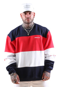 Ilabb Special Crew Red/Navy/White