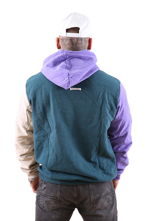 Thing Thing Title Hood Forest/Grey/Peri Back