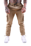 Thing Thing Vice Cargo Pant Tan Front