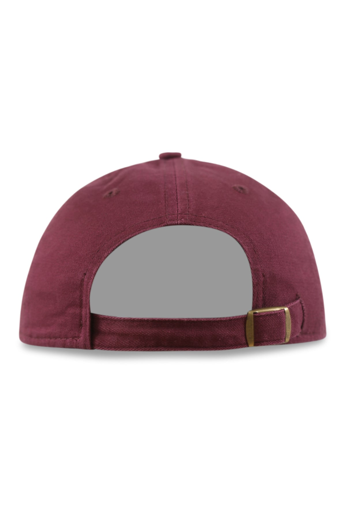 New Era Casual Classic NYC Rose Maroon Strapback Back