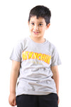 AFKNCHUR Thrasher Kids Tee Grey