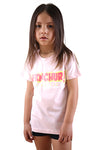 AFKNCHUR Candy Kids Tee Pink