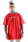 AFKNCHUR Lifestyle V2 Tee Red