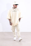 Sixth Avenue Owners Club Tee Tan