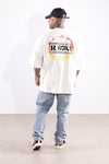 Sixth Avenue R Heated Tee White