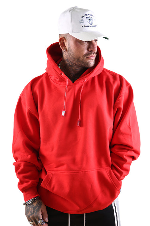 Pro Club Pullover Hoody Red